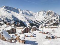 Skigebiet Avoriaz