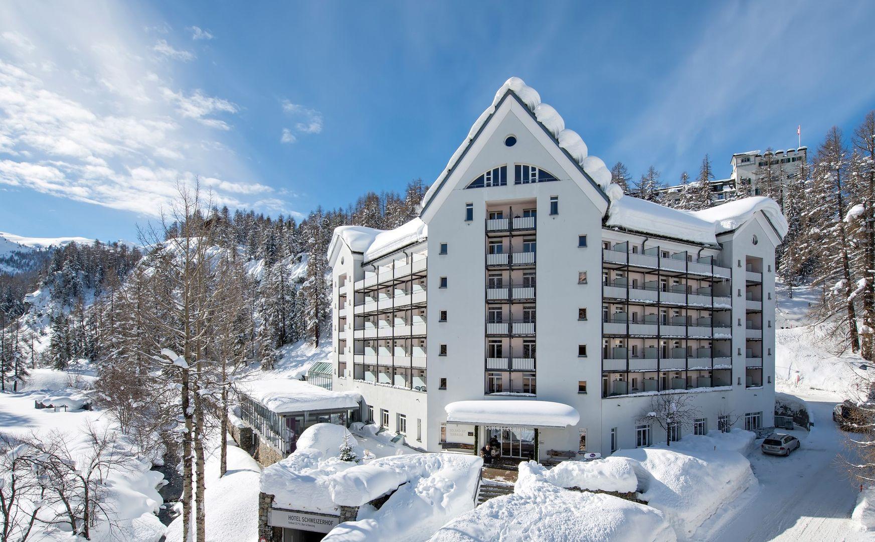 schatzalp snow & mountain resort