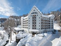 Sils Maria (St. Moritz) Skigebiet