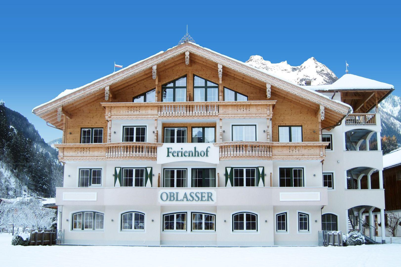 Bekijk informatie over Ferienhof Oblasser -  appartement inMayrhofen