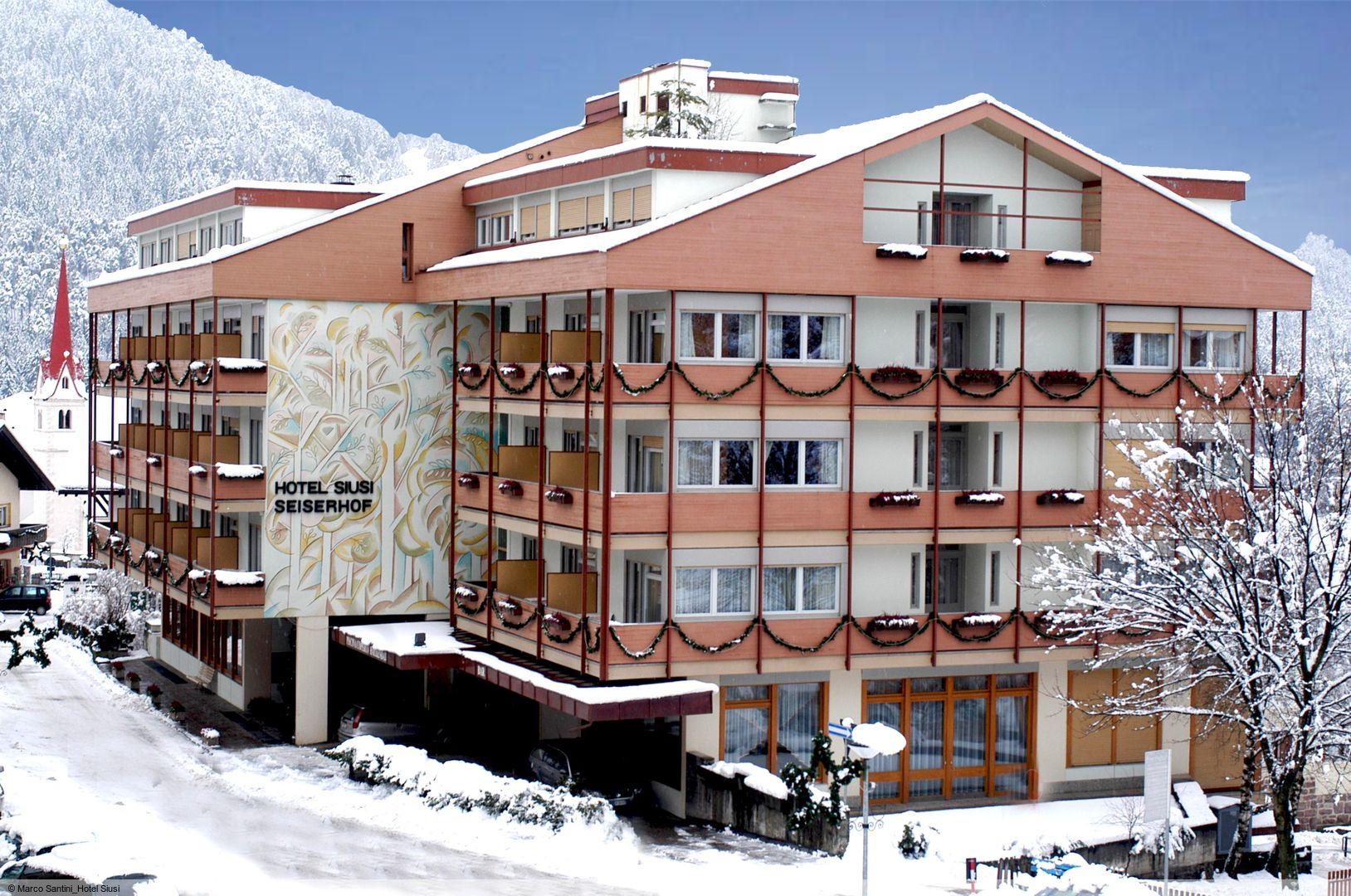 Unterkunft Hotel Seiserhof, Seis,