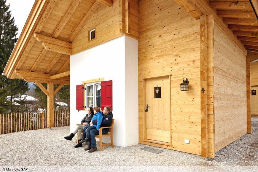 Camping Zugspitze (bjerghytte)