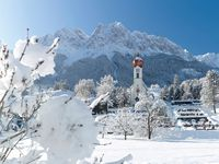 Skigebiet Grainau