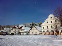 Černý Důl  Skigebiet