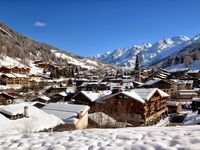 Skigebiet La Clusaz,