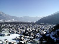 Skigebiet Bad Ragaz,