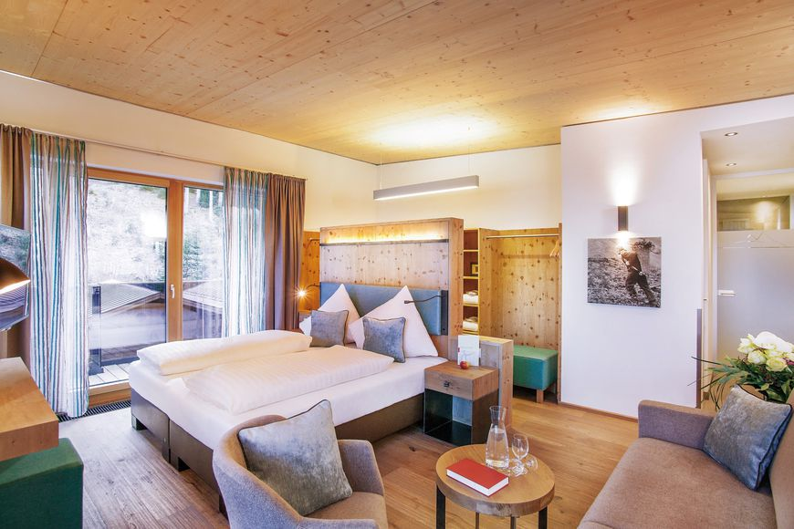 Sporthotel Piz Buin - Apartment - Ischgl