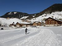 Skigebiet Au