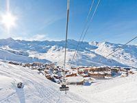 Skigebiet Val Thorens,