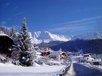 Skigebiet Fendels,