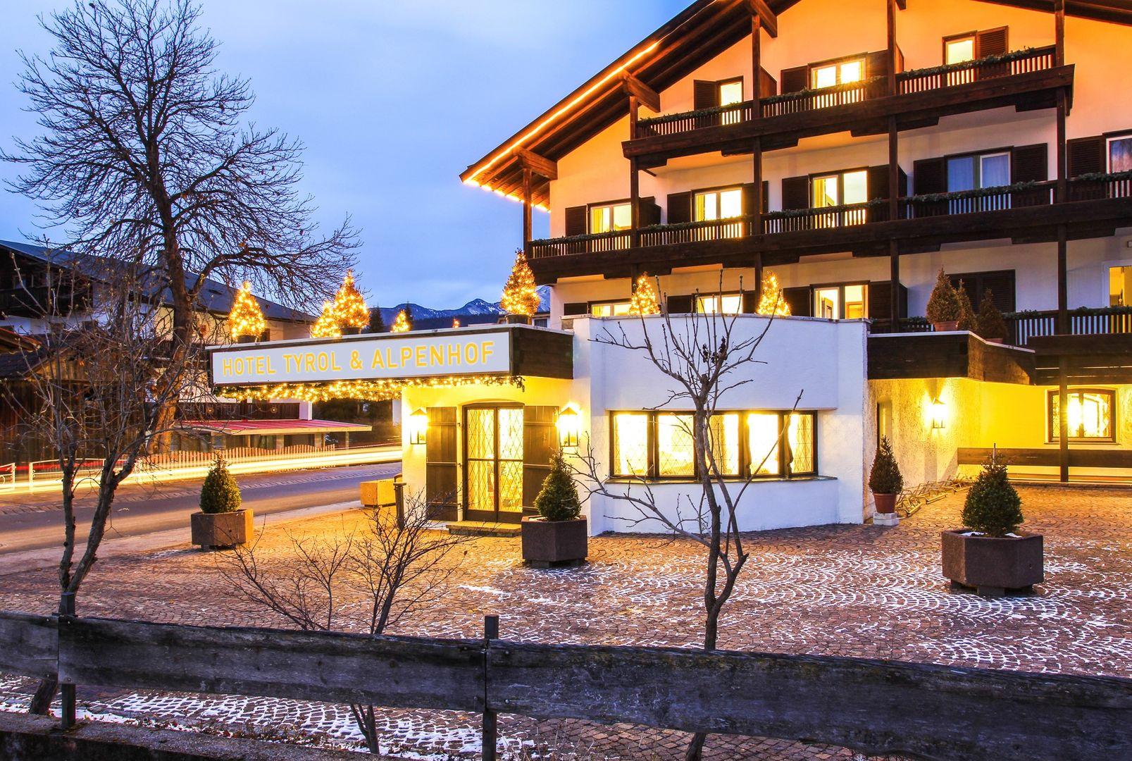 Meer info over Hotel Tyrol & Alpenhof  bij Wintertrex