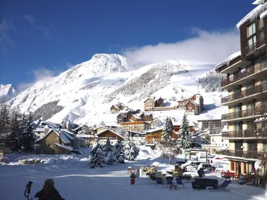 Aanbiedingen wintersport Les 2 Alpes inclusief skipas