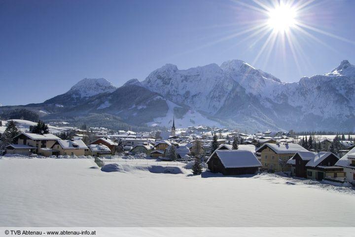 wintersport en aanbiedingen in Abtenau