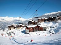 Skigebiet Les Coches,