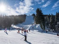 Skigebiet Pamporovo