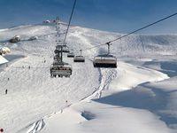 Skigebiet Alba,