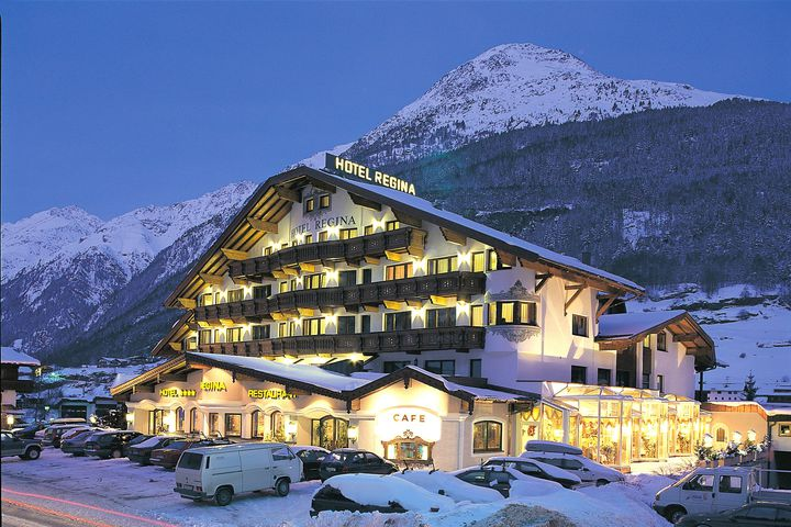 Luxury hotel hotel regina s lden j2ski for Luxury hotels austria