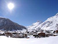 Skigebiet Val d'Isère