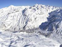 Skiegebiet Val d'Isère