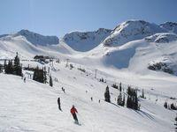 Skigebiet Whistler,