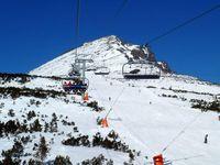 Skigebiet Štrbské Pleso,