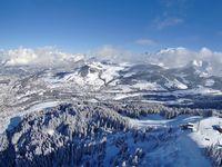 Skigebiet Megève